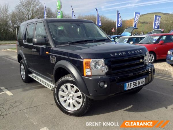 (2006) Land Rover Discovery 2.7 Td V6 SE 7 Seats - Satellite Navigation - Luxurious Leather - Rain Sensor