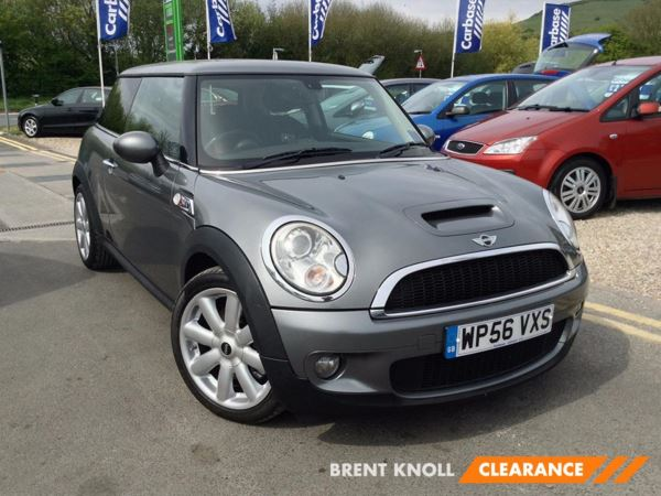 (2007) MINI HATCHBACK 1.6 Cooper S 3dr Air Conditioning - Rain Sensor - Parking Sensors