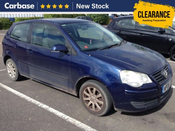 (2006) Volkswagen Polo 1.4 SE 75 3dr Isofix - Air Conditioning - 2 Owners - Heated Seats