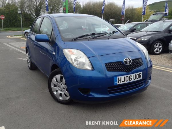 (2006) Toyota Yaris 1.3 VVT-i T3 5dr Air Conditioning