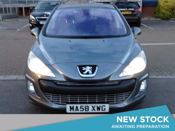 (2008) Peugeot 308 1.6 VTi SE 5dr Panoramic Roof - Cruise Control - Air Conditioning