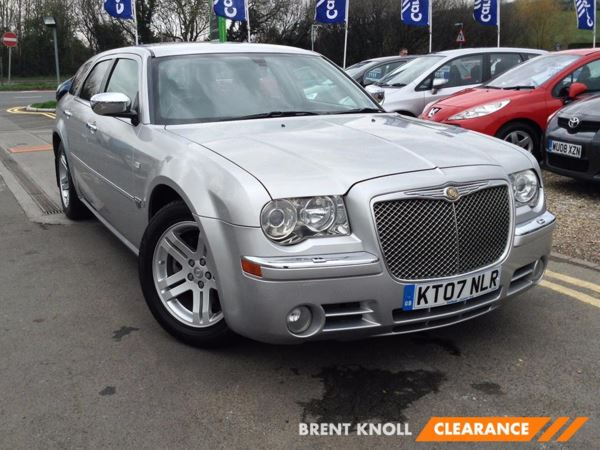 (2007) Chrysler 300C 3.0 V6 CRD Auto Parking Sensors - Cruise Control - Climate Control