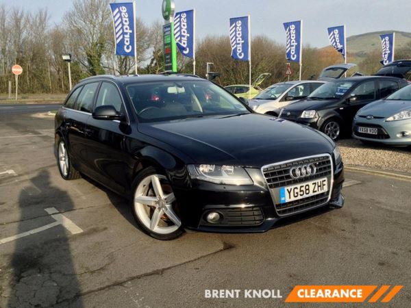 (2008) Audi A4 2.0 TDI 143 SE Bluetooth Connection - 6 Speed - Air Conditioning