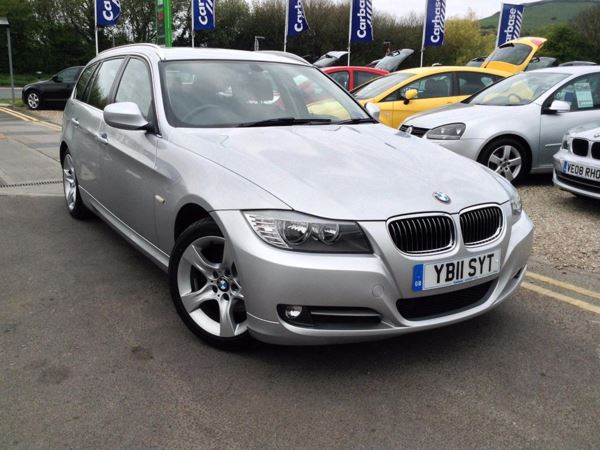 (2011) BMW 3 Series 320d [184] Exclusive Edition 5dr Touring Luxurious Leather- Parking Sensors - Heated Front Seats - Dual Climate