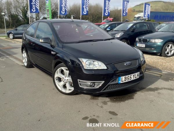 (2006) Ford Focus 2.5 ST-3 Luxurious Leather - 1 Owner - 10 Ford Dealer Service Stamps