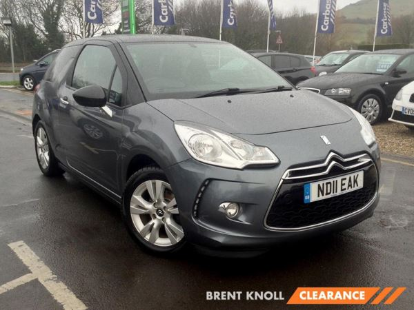 (2011) Citroen DS3 1.6 VTi 16V DStyle Cruise - Aux Mp3 Input - Aircon - ISOFIX