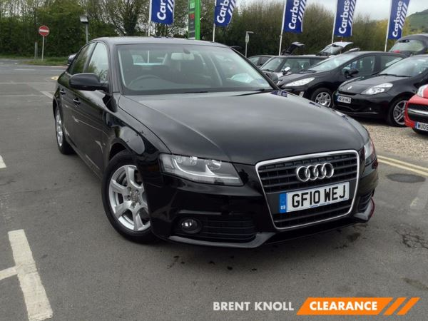 (2010) Audi A4 2.0 TDIe 136 4dr [Start Stop] Bluetooth Connection - £30 Tax - Xenon Headlights - Cruise Control