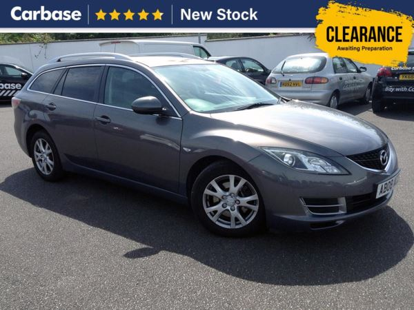 (2008) Mazda 6 2.0d TS 5dr Estate Aux MP3 Input - Cruise Control - Air Conditioning