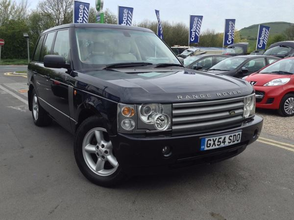 (2004) Land Rover Range Rover 3.0 Td6 HSE 4dr Auto Luxurious Leather - Xenon Headlights - Rain Sensor - 2 Owners - 12m Mot