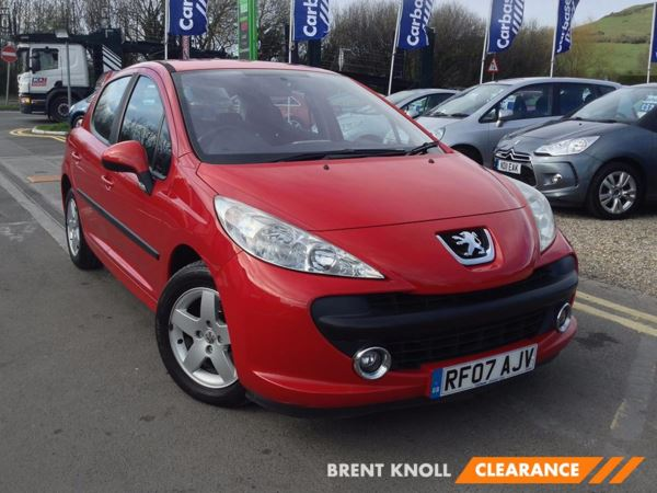 (2007) Peugeot 207 1.4 16V Sport 5dr Air Conditioning - Low Insurance