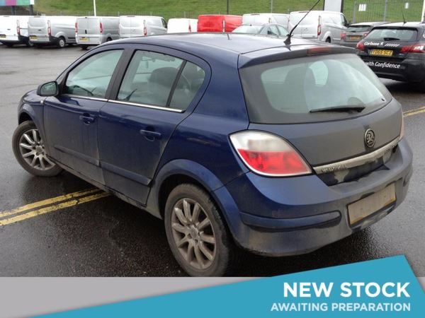 (2004) Vauxhall Astra 1.7 CDTi 16V Design [100] 5dr Air Conditioning