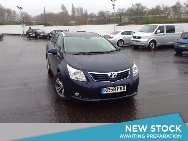 (2009) Toyota Avensis 2.2 D-4D T4 5dr Bluetooth Connection - Rain Sensor - Cruise Control - Air Conditioning