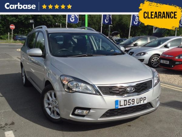 (2009) Kia Ceed 1.6 2 5dr Estate Cruise Control - Air Conditioning - 2 Owners - Bluetooth