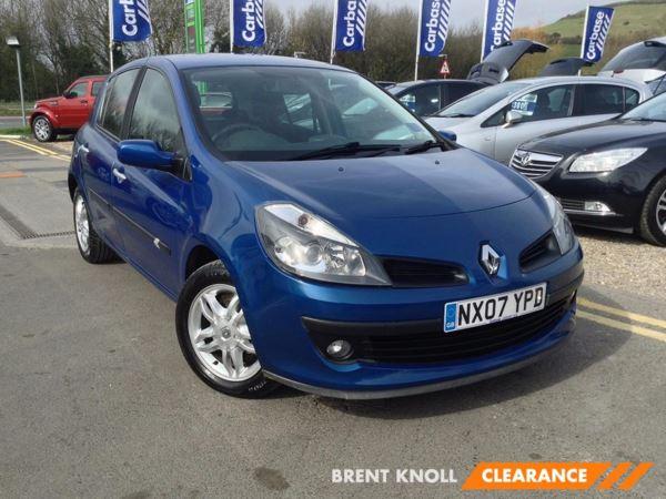(2007) Renault Clio 1.4 16V Dynamique Air Conditioning