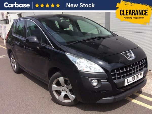(2010) Peugeot 3008 1.6 THP Sport 5dr - SUV 5 Seats Parking Sensors - Aux MP3 Input - Cruise Control - 6 Speed - Alloys