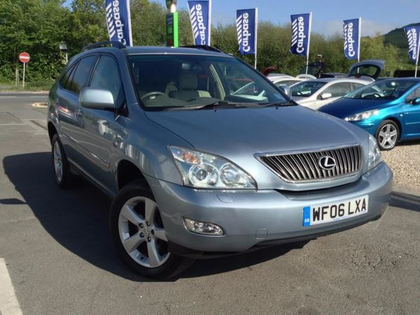 (2006) Lexus RX 300 3.0 LE 5dr Auto - SUV 5 Seats Luxurious Leather - Cruise Control - Cambelt Done