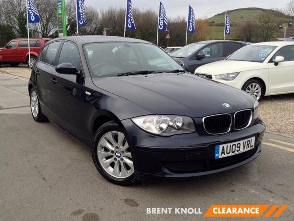 (2009) BMW 1 Series 118d ES £30 Tax - 6 Speed - Air Conditioning