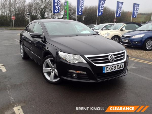 (2008) Volkswagen Passat CC 2.0 GT TDI 170 DSG Auto Luxurious Leather - Parking Sensors - 6 Speed - Air Conditioning