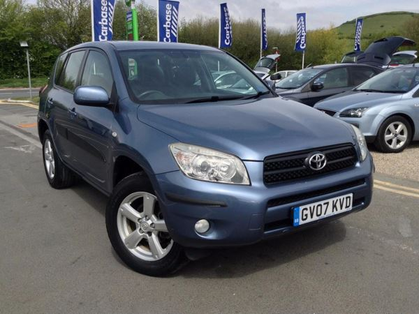 (2007) Toyota Rav 4 2.0 VVT-i XT4 5dr Luxurious Leather - Sun Roof - Climate Control