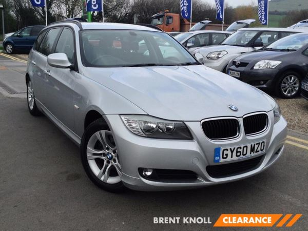 (2010) BMW 3 Series 318d ES 5dr £30 Tax - Aux MP3 Input - 6 Speed - Air Conditioning - Alloys