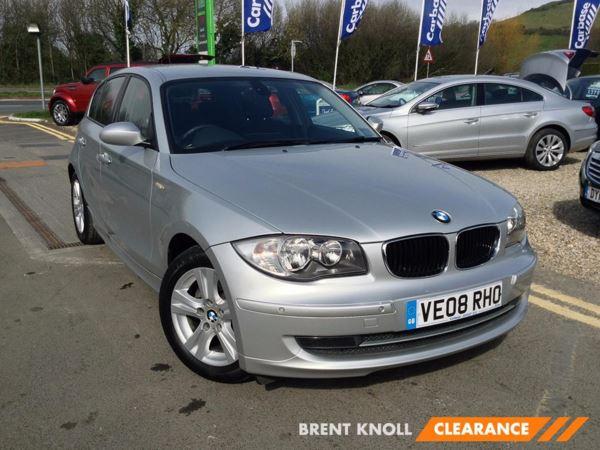 (2008) BMW 1 Series 116i SE 5dr [122] Parking Sensors - Aux MP3 Input - Rain Sensor - 6 Speed - Climate Control