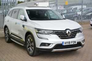 2018 18 Renault Koleos Signature NAV DCI 175 Auto 3 Doors Coupe
