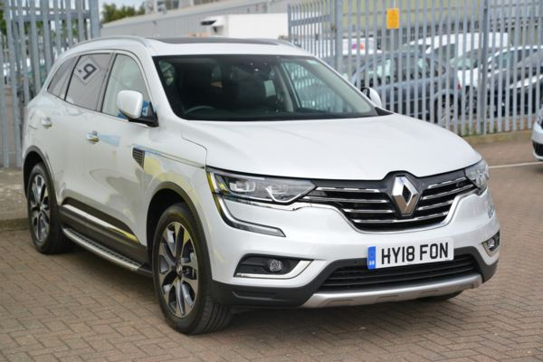 2018 (18) Renault Koleos Signature NAV DCI 175 Auto For Sale In Portsmouth, Hampshire