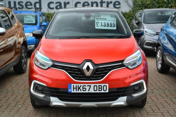 2017 (67) Renault Captur 0.9 TCE 90 Dynamique S Nav For Sale In Portsmouth, Hampshire