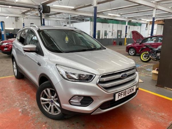 2018 Ford Kuga 1.5 EcoBoost Zetec 5dr 2WD For Sale In Peel, Isle of Man