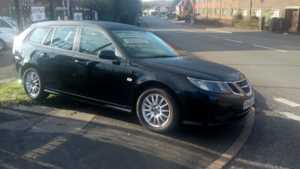 2008 08 Saab 9-3 1.9 TiD Airflow [120] 5dr 5 Doors ESTATE