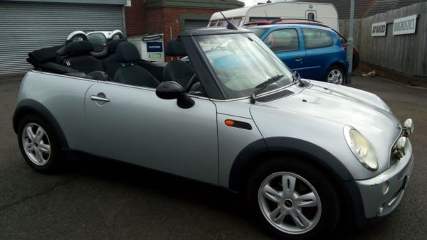 2006 (56) MINI Convertible 1.6 One 2dr For Sale In Tipton, West Midlands