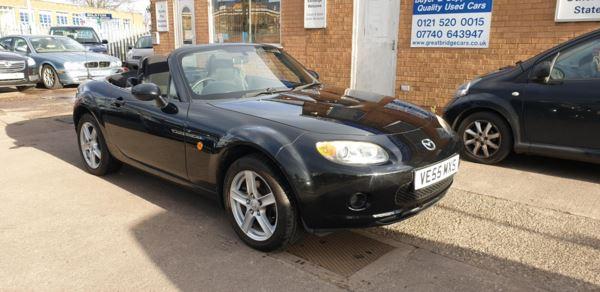 2005 (55) Mazda MX-5 2.0i 2 Door Convertible For Sale In Tipton, West Midlands