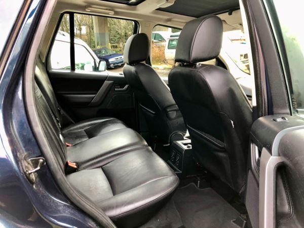 2008 (08) Land Rover Freelander 2.2 Td4 HSE 5dr Auto For Sale In Newton Abbot, Devon