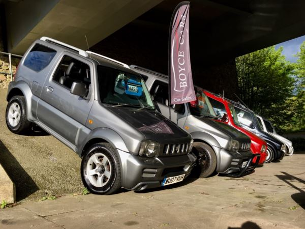2005 (55) Suzuki Jimny 1.3 VVT JLX 3dr For Sale In Newton Abbot, Devon