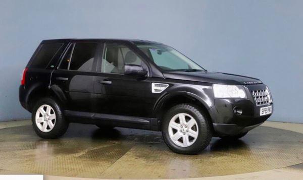 2009 (59) Land Rover Freelander 2.2 Td4 e GS 5dr For Sale In Newton Abbot, Devon