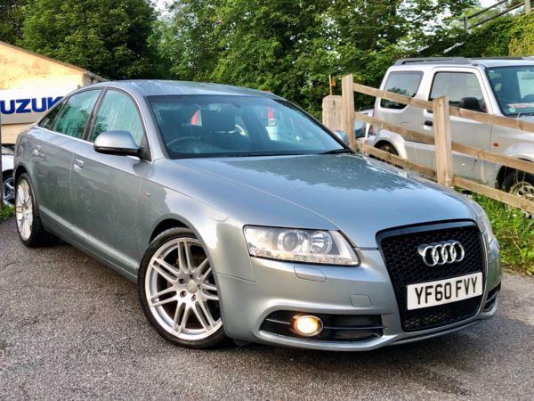 2010 (60) Audi A6 2.0 TDI 170 S Line Special Ed 4dr For Sale In Newton Abbot, Devon