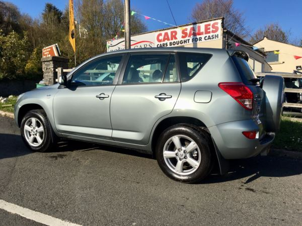 2006 (56) Toyota Rav 4 2.2 D-4D XT4 5dr For Sale In Newton Abbot, Devon