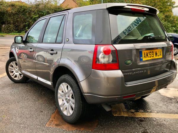 2009 (59) Land Rover Freelander 2.2 Td4 HSE 5dr Auto For Sale In Newton Abbot, Devon