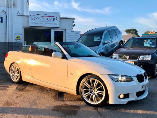2009 (59) BMW 3 Series 320d M Sport 2dr For Sale In Newton Abbot, Devon