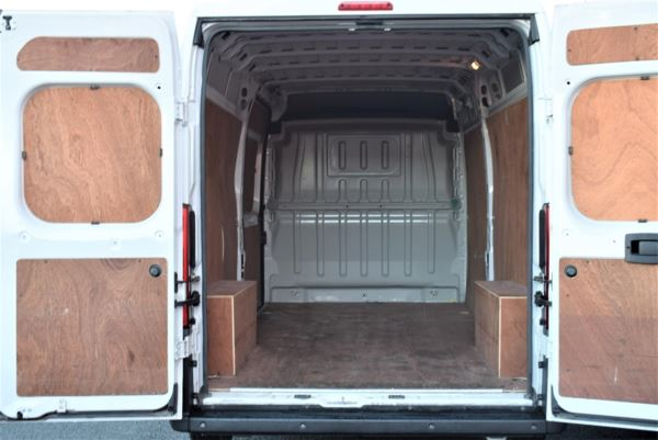 Ducato 2.3 Multijet Tecnico High Roof Van 130 LWB