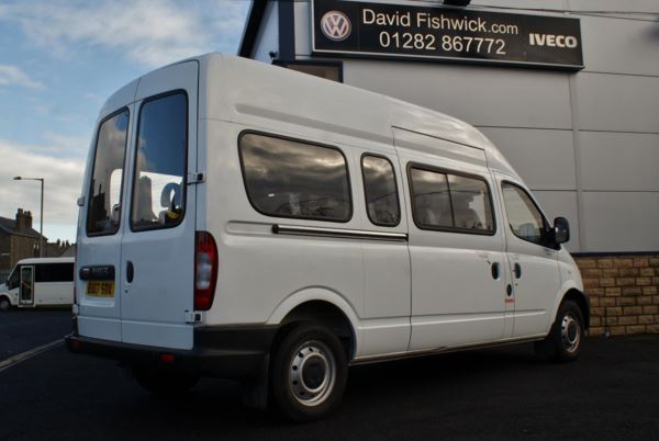 2007 (07) LDV Maxus 105 3.9t 12 Seat Wheelchair Accessible Minibus For Sale In Colne, Lancashire