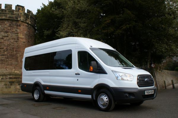 Ford Transit T460 125 Trend Wheelchair Accessible 17 Seat Minibus For Sale In Colne, Lancashire