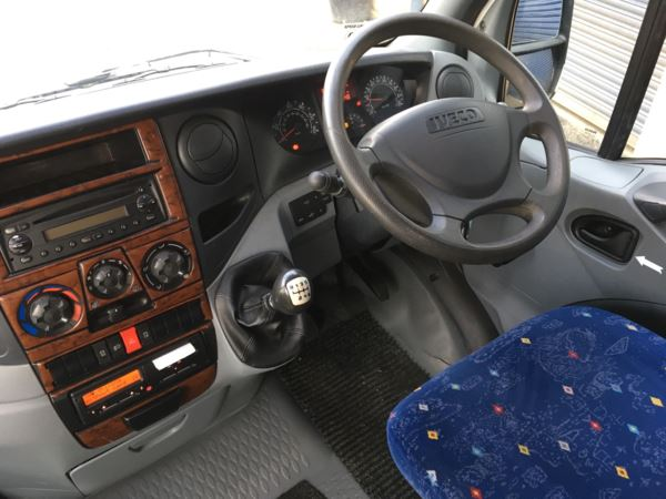 2009 (59) Iveco Daily 45C15 19 Seat Minicoach With Power Door For Sale In Colne, Lancashire