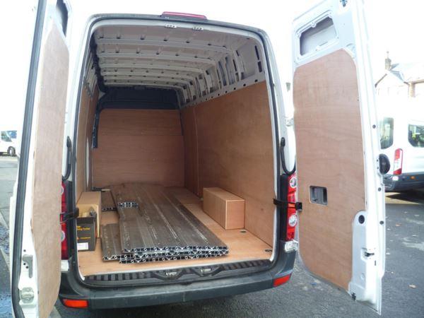 2011 (61) Volkswagen Crafter 2.0 TDi 109 Panel Van For Sale In Colne, Lancashire