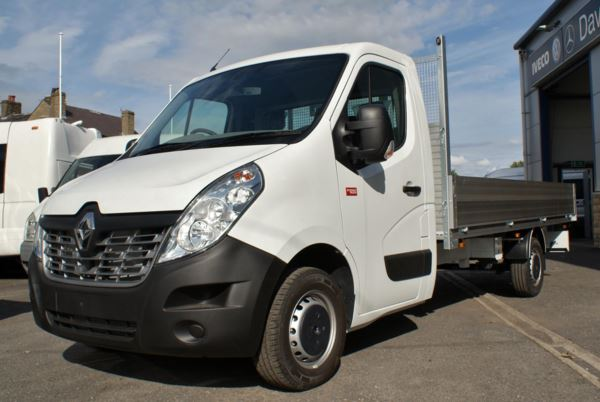 Renault Master dci 125 LWB Drop Side Pickup For Sale In Colne, Lancashire
