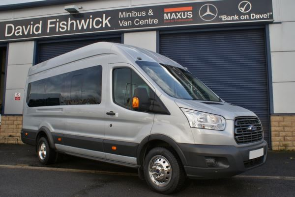 Ford Transit T460 125 Trend 17 Seat Operators Minibus Conversion For Sale In Colne, Lancashire