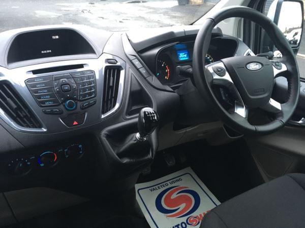 2016 (66) Ford Tourneo T310 130 L2 Titanium 9 Seat Minibus For Sale In Colne, Lancashire