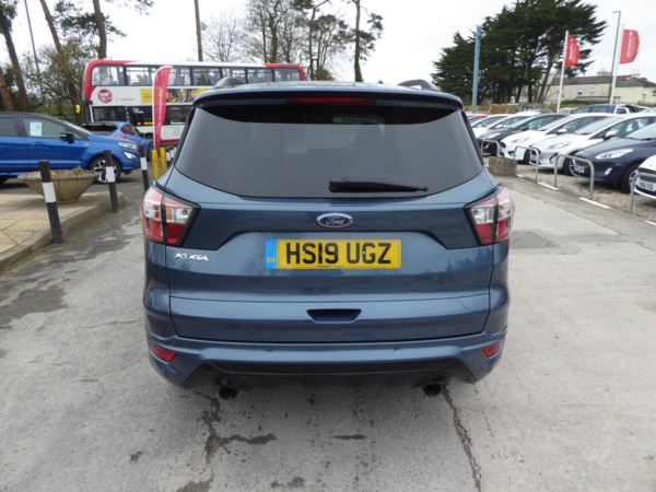 2019 (19) Ford Kuga 2.0 TDCi ST-Line 150 PS 2WD Appearance/Style Pack For Sale In Brixham, Devon