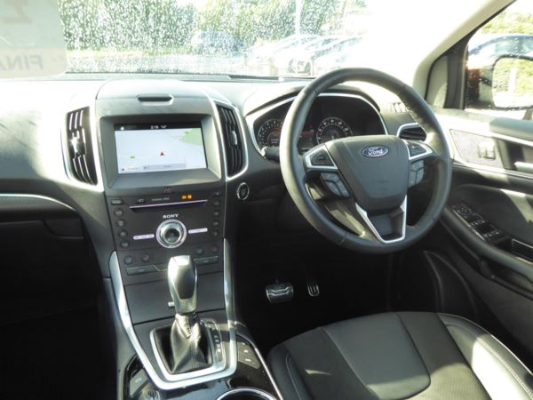 2018 (18) Ford Edge 2.0 TDCI Sport 210 PS 4WD Automatic Lux Pack 1 Owner For Sale In Brixham, Devon