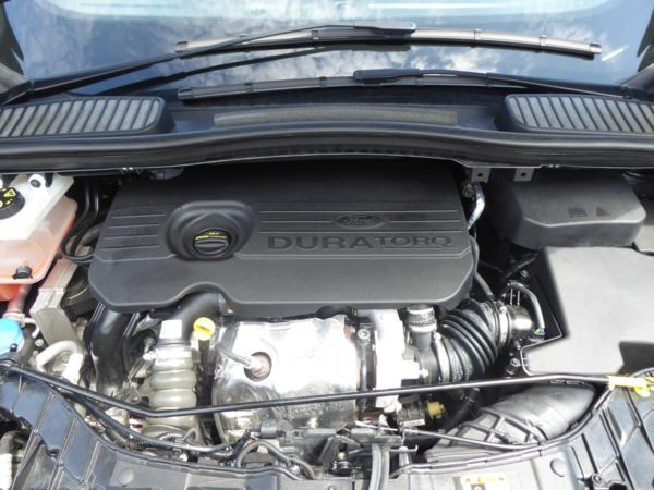 2018 (68) Ford Grand C-Max 1.5 TDCi Titanium X Navigation 120 PS Automatic 1 Owner For Sale In Brixham, Devon